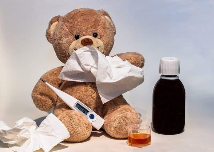 tomber malade en hiver